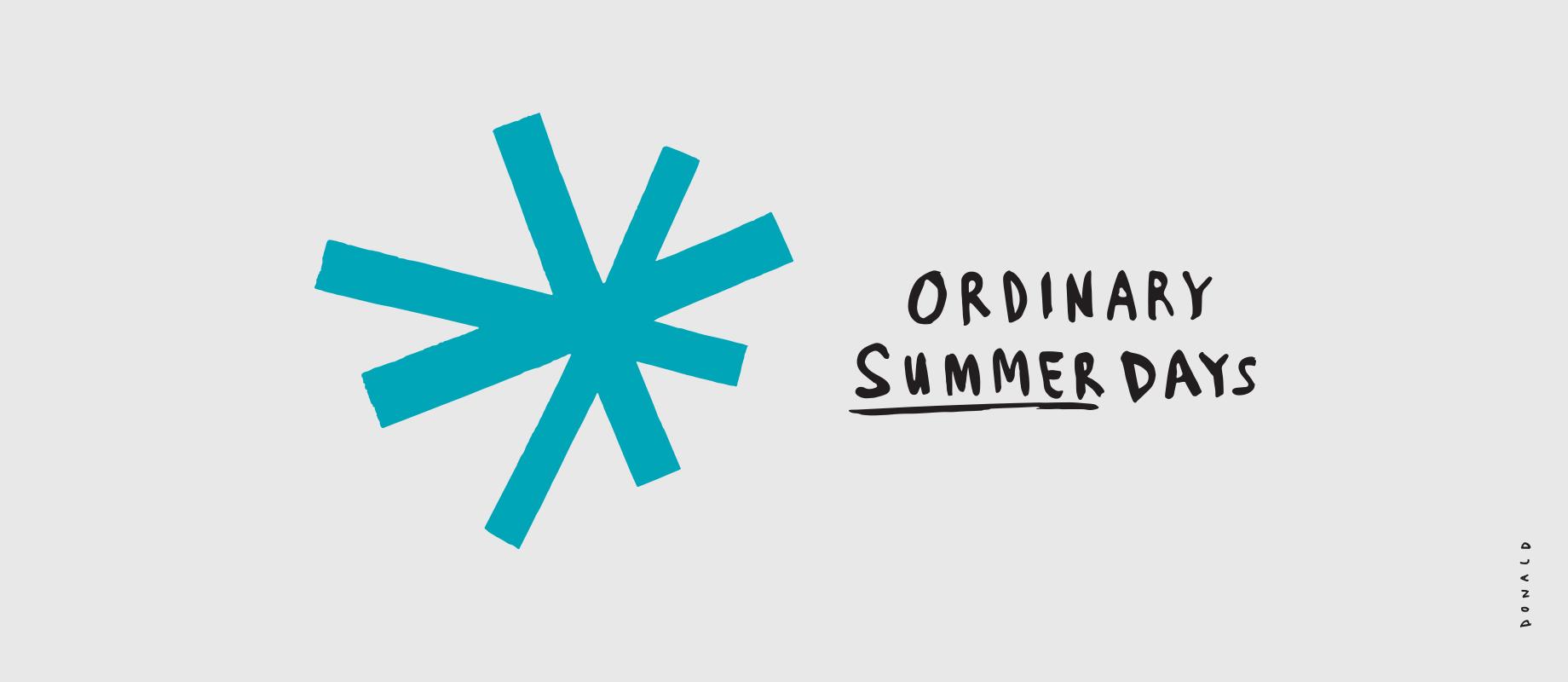 0522_Odinary Summer Days