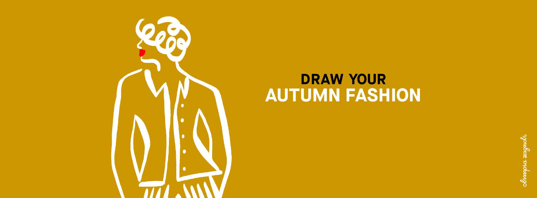 Draw your Autumn Fashion