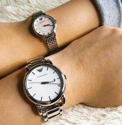 『엠포리오 아르마니』 시계