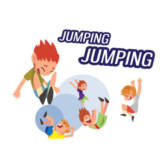 키즈 점핑 라이드