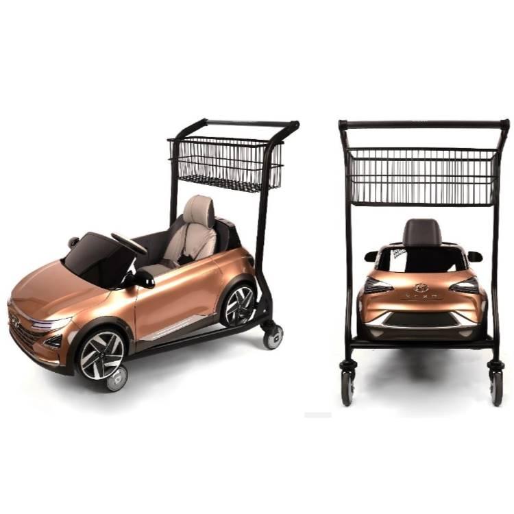 현대자동차 × 넥쏘 쇼핑카트