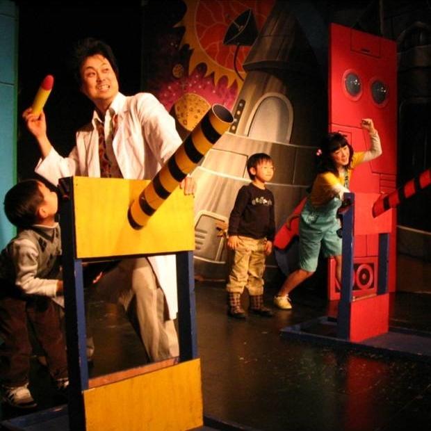 어린이 뮤지컬 「베티의 과학 여행」