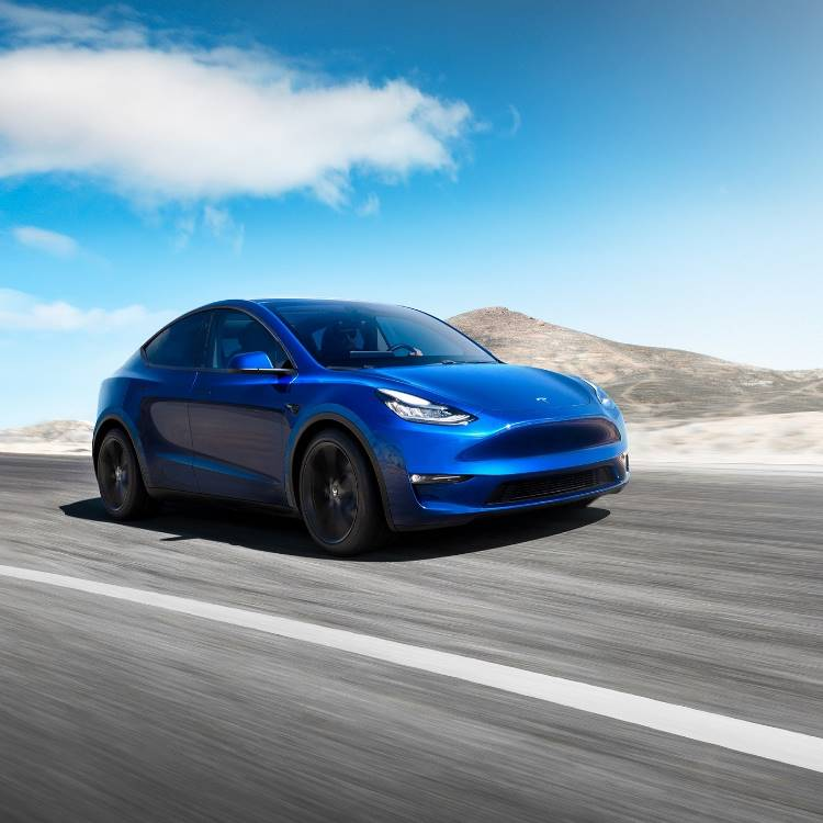 「Tesla Model Y」 국내 최초 공개