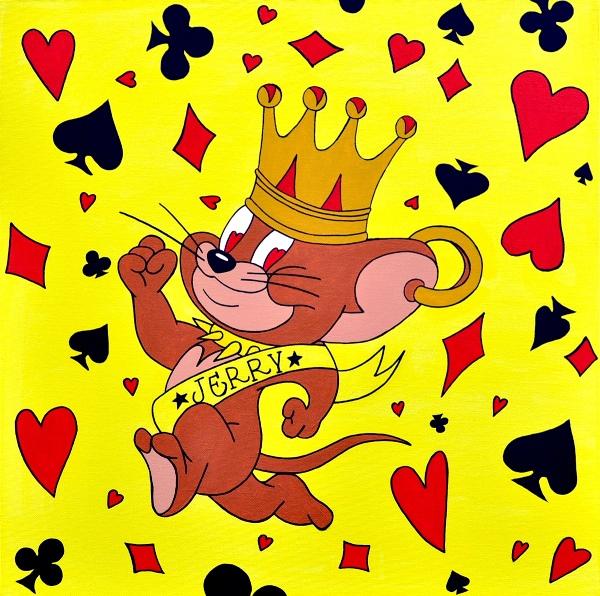 쥐띠 해를 맞아 귀여운 쥐를 소재로 한 JERRY의 이야기를 다양한 현대미술 작가들과 함께 풀어보는 <HELLO JERRY : Happy New Year>展을 롯데갤러리에서 진행한다. 이번 전시는 대중들에게 익숙한 애니메이션 톰과 제리의 이미지를 넘어 무한한 상상력을 제공하게 하는 입체 및 평면 작품들을 선보인다.