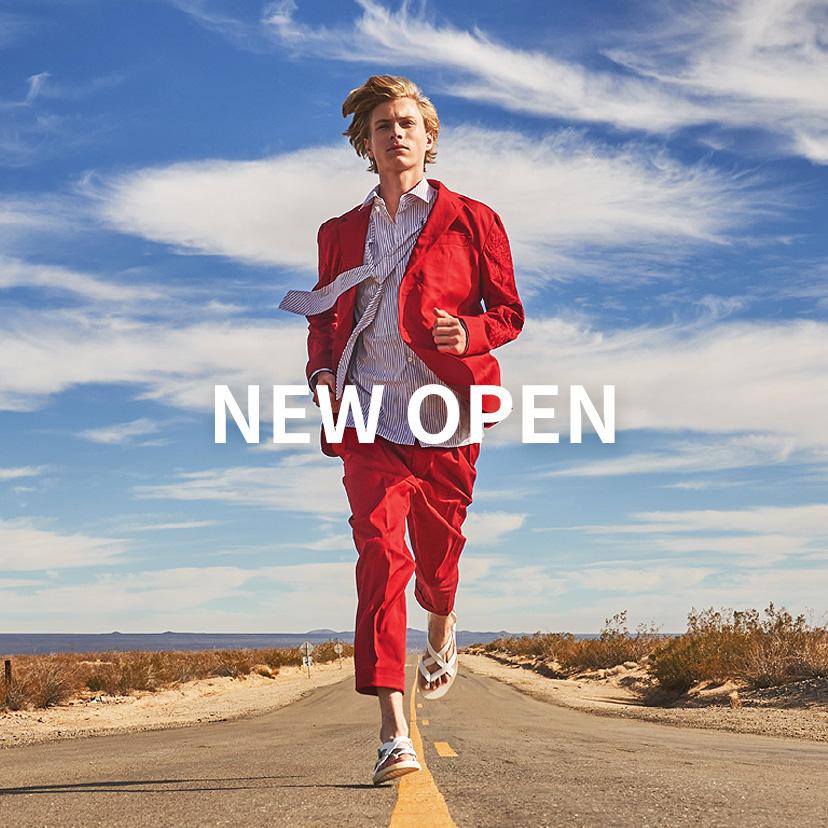 [???] NEW OPEN BRAND