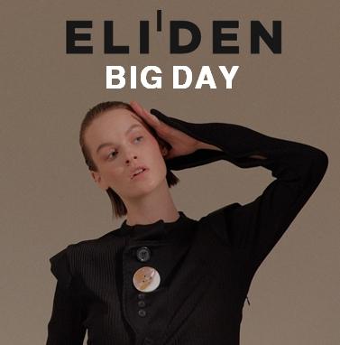 [해외패션]ELIDEN BIG DAY