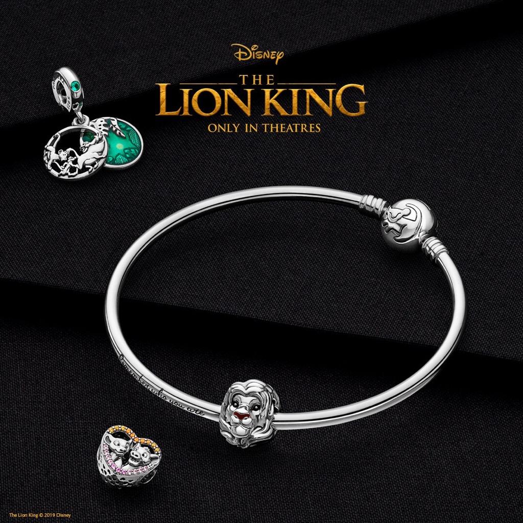「판도라 」 디즈니 라이온 킹 컬렉션!!