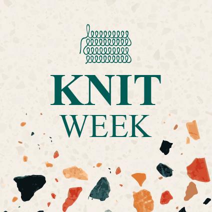 Knit week, 포근한 나를 만나다.