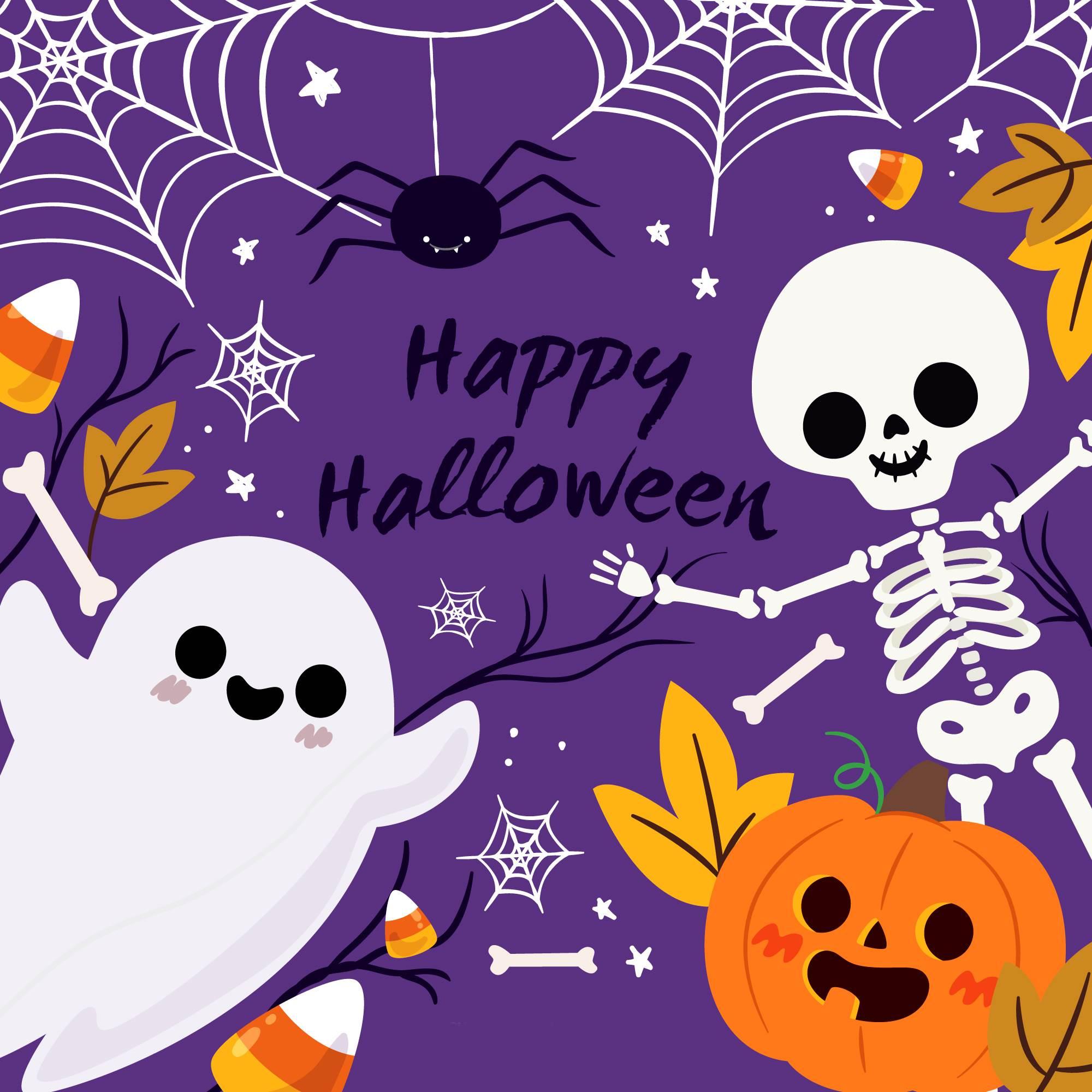 위니비니와 함께하는 미리 Halloween Day