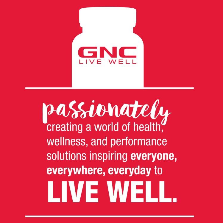 「GNC」 건강상품 특별 제안전