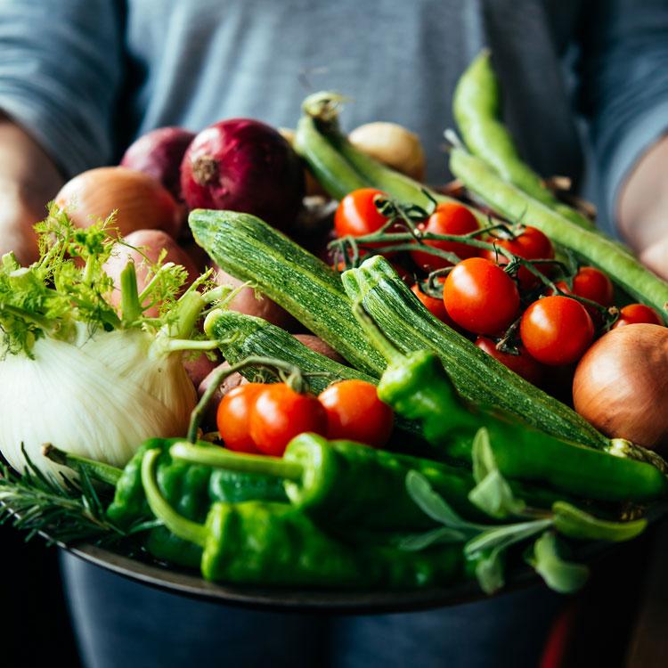 건강한 밥상 만들기