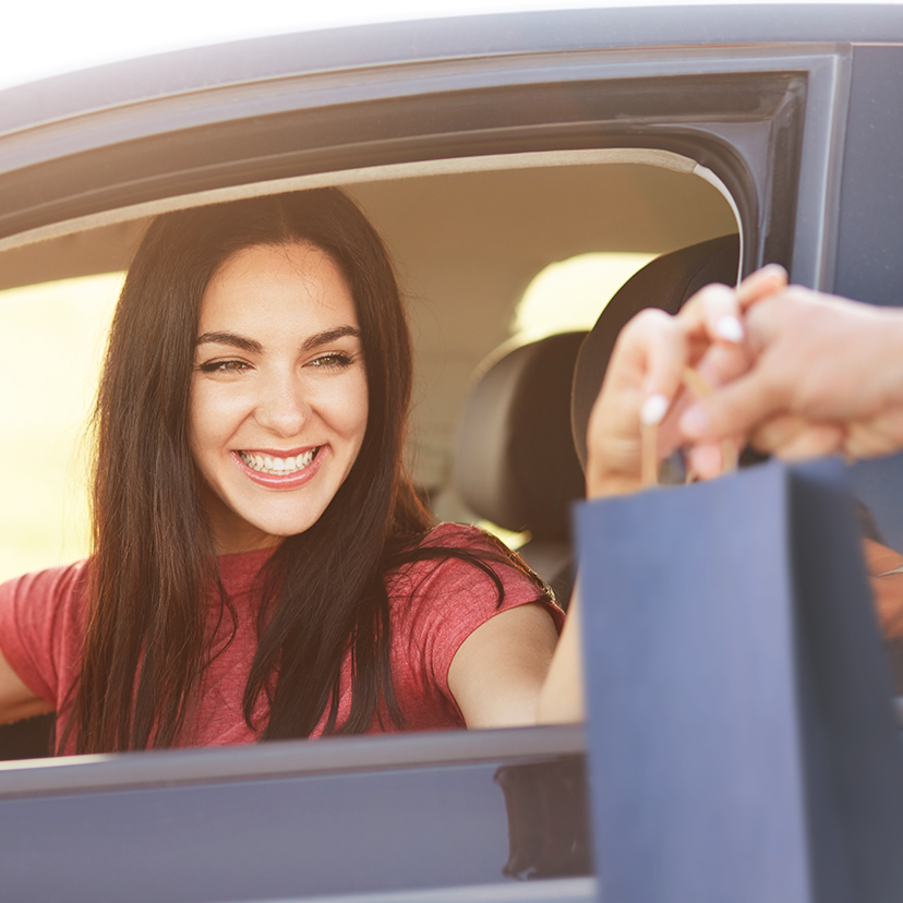 [드라이브픽]차 안에서 즐기는 간편한 쇼핑♬