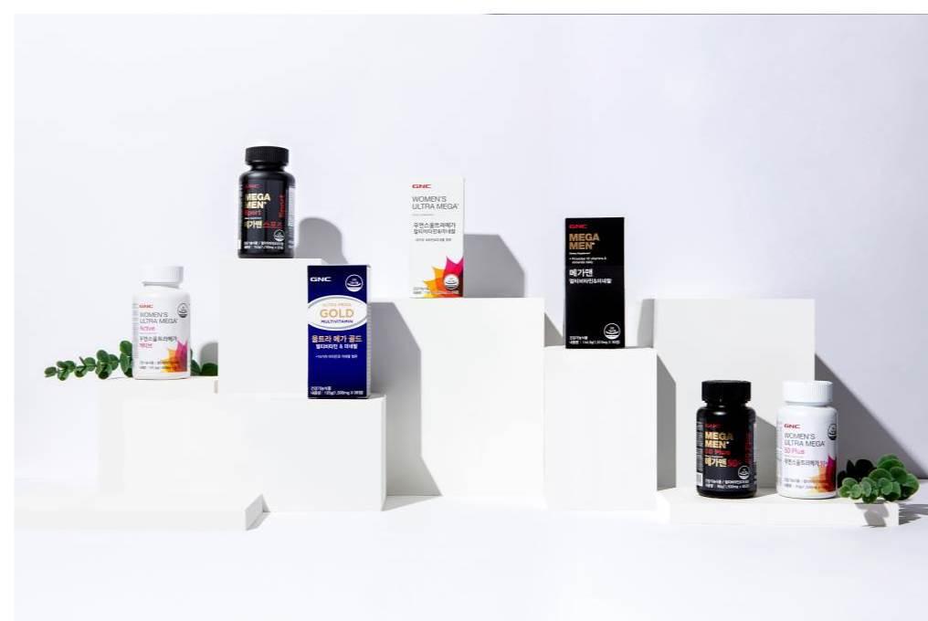 「GNC」 건강수명 10년연장 프로젝트