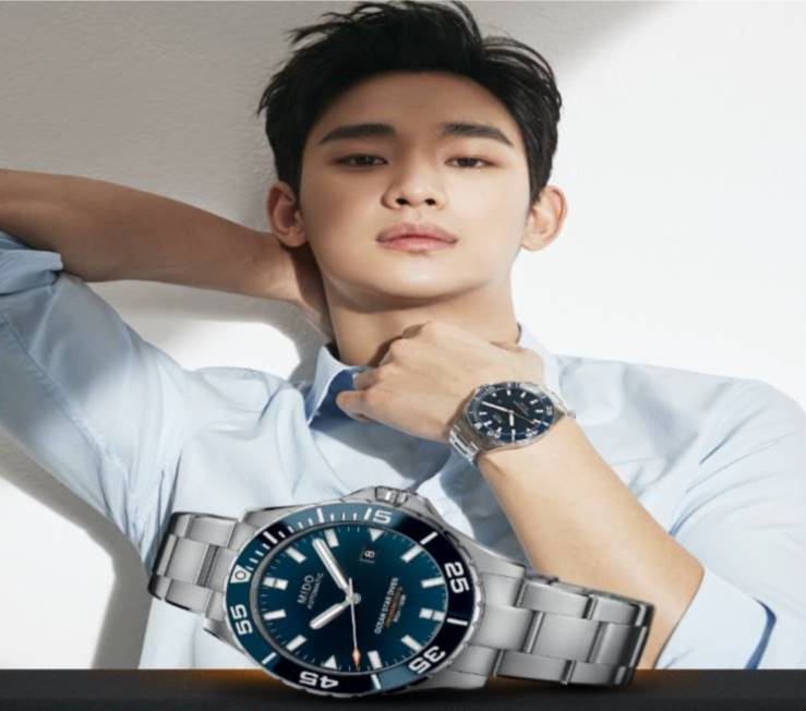 「MIDO」시계 신상품 제안
