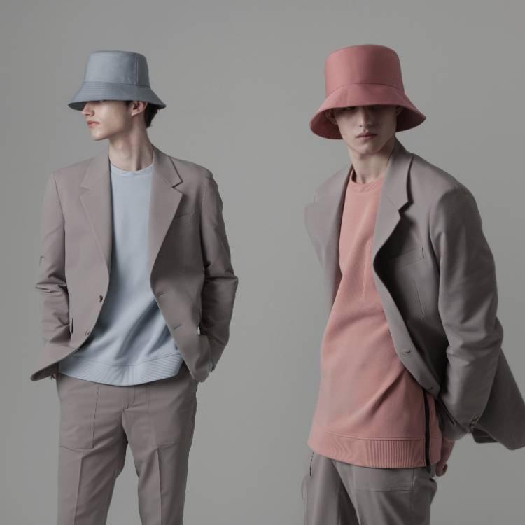 「지오송지오」  여름 남자의 패션