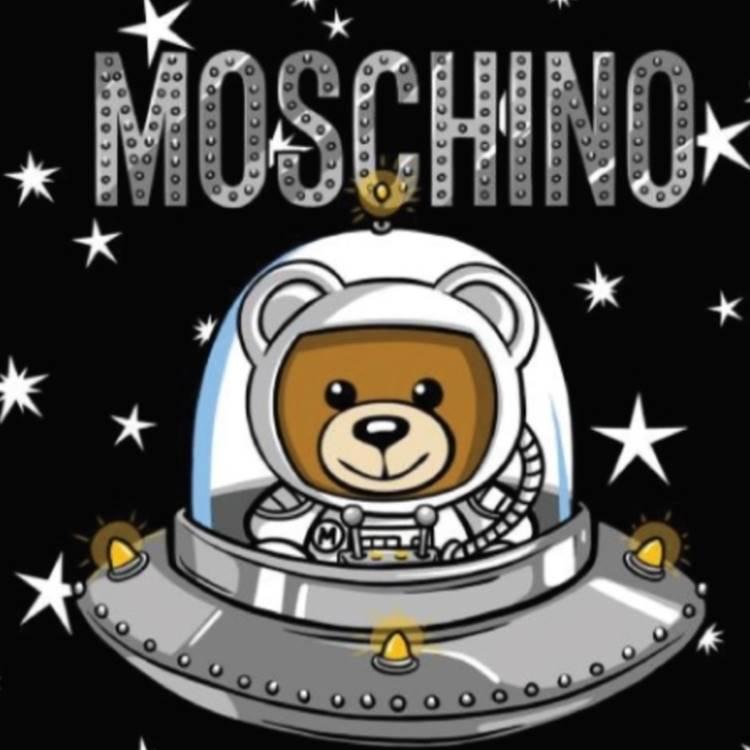 「MOSCHINO」 UFO TEDDY 균일가전