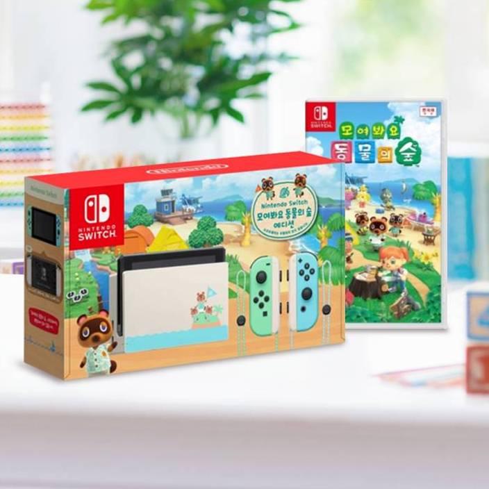 홈캉스 필수 아이템 「Nintendo Switch」