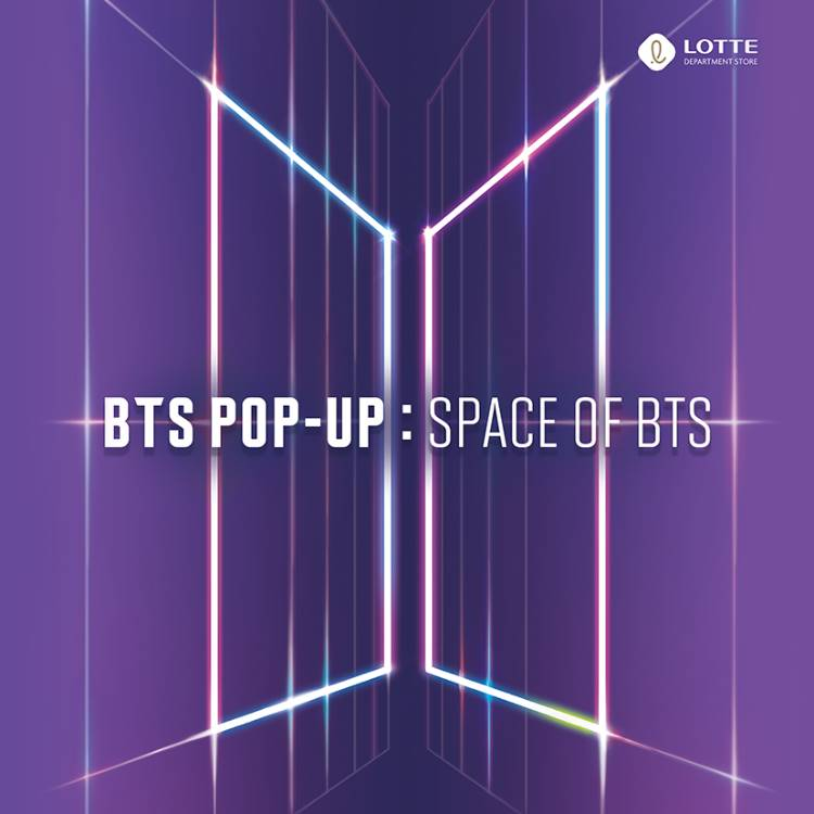 BTS POP-UP :