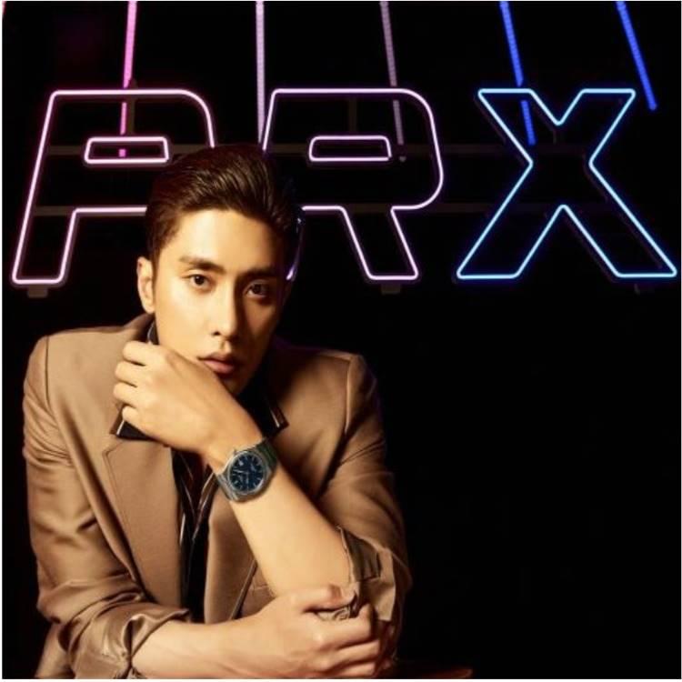 「티쏘」현재와 과거를 초월하는 아름다움 PRX 컬렉션