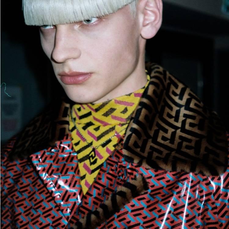 Versace 21FW Mens Look