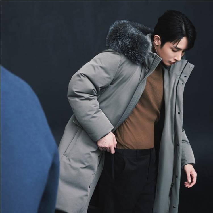 남성 패션 지이크 파렌하이트