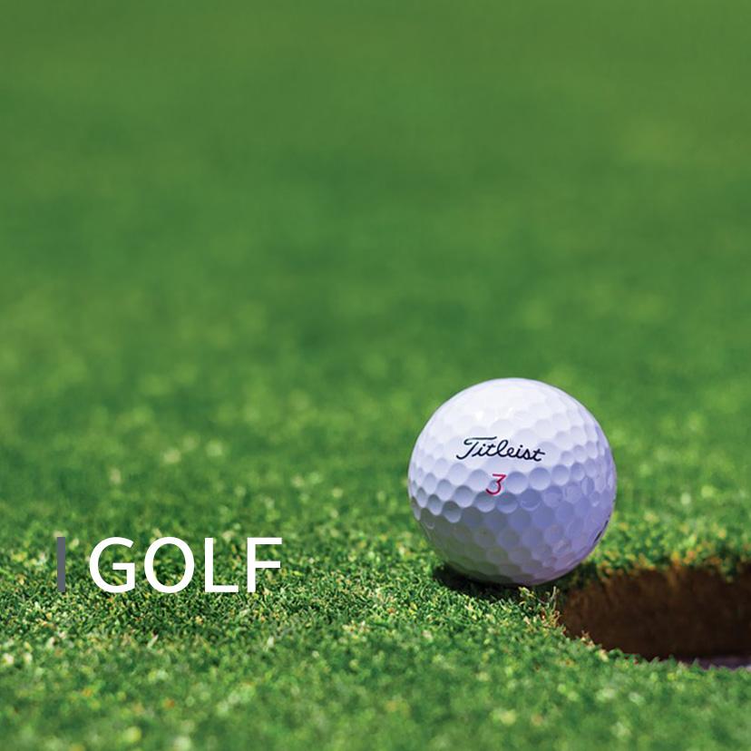감각이 빛나면 필드가 즐겁다! 골프웨어 특집전