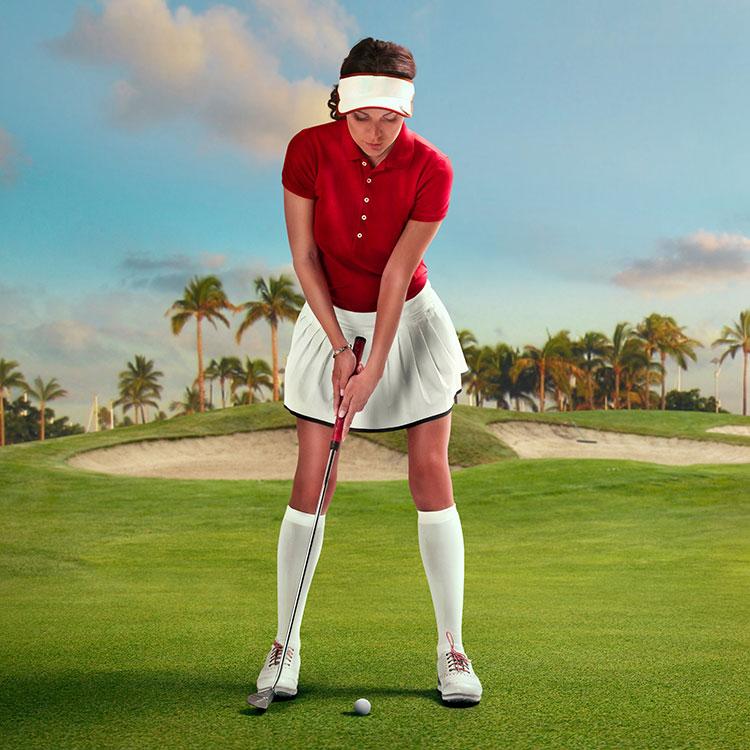 「Golf」 사계절 상품전