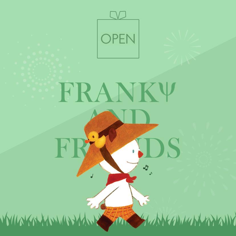 인천터미널점 ONLY! 프랭키와 친구들 콜라보 특별 감사품
