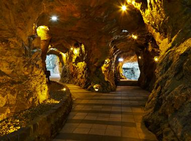 광명동굴 두번째 전경